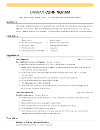 Resume Samples For Sales Representative Resume Examples Sales Resume Cv Cover Letter
