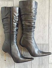 womens boots narrow width mid calf boots narrow width aa n slip on shoes for ebay
