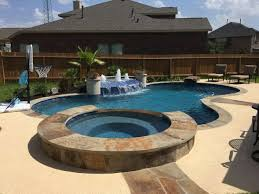 custom pool builder the woodlands tx cypress tx carnahan