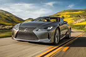 lexus tests 2018 lexus lc 500 and lc 500h test review
