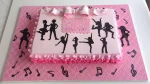dance themed cake cake by kerin h cakesdecor