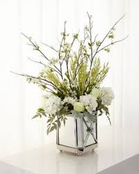 Faux Floral Centerpieces by Holiday Decorations Chrsitmas Holiday Floral Arrangements