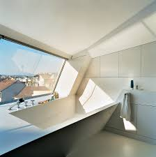 Corian Bathtub Ultra Modern Bathroom With White Corian Bathtub In Vienna