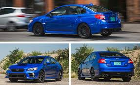subaru impreza wrx 2018 2018 subaru wrx manual with performance package test review car