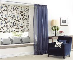 bonded blind with sheer curtain combination for more bonded blind
