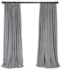 Velvet Curtain Panels Target Black Velvet Curtains Teawing Co