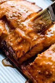 easy honey chipotle salmon sallys baking addiction