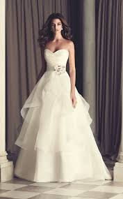 aline wedding dresses 21 gorgeous a line wedding dresses ideas