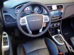 peugeot 206 convertible interior chrysler 200 review and photos