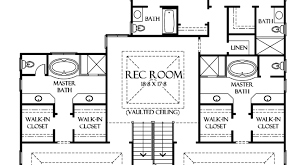 2 Master Suite House Plans L Shaped Master Bedroom Floor Plans House Design And Plans