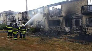 twinbrook village apartments fire in ocean township leaves 40