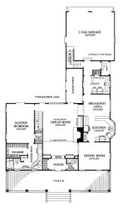 Southern Style House Plans With Porches by Farmhouse Style House Plan 3 Beds 2 50 Baths 2183 Sqft 23 293