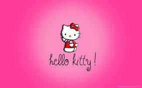 hello kitty wallpaper for desktop wallpapersafari