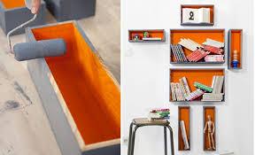 creer une chambre diy fabriquer des étagères en forme de pour sa chambre