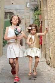 tenue enfant mariage miss de mars cortège demoiselle d honneur robes enfants