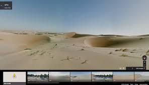 Arabian Desert Map Google Lat Long Roam The Arabian Desert With Street View