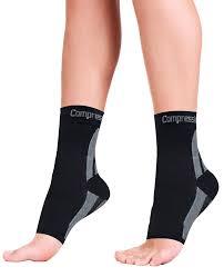 Walgreens Socks Amazon Com Foot Sleeves 1 Pair Best Plantar Fasciitis