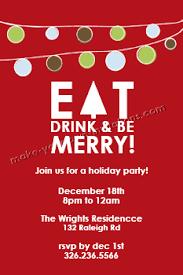 christmas party invitations marialonghi com