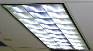 fluorescent ceiling light fixtures kitchen stunning fluorescent lighting light fixture parts cover image of for