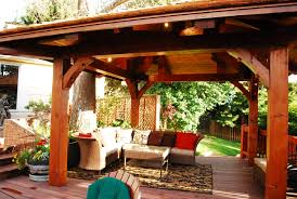 Outdoor Living Plans by Four Inspiring Outdoor Living Structures