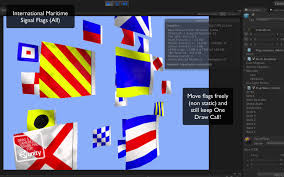 Semaphore Flags Animated Maritime Signal Flags For Unity Youtube