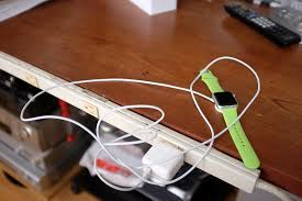 diy charging dock apple watch diy charging dock stand rainydaymagazine