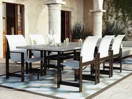Homecrest Patio Furniture Covers - homecrest grace aluminum sling standard back dining chair 10370