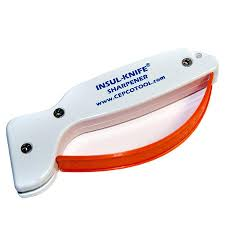 self sharpening kitchen knives shop sharpeners at lowes com