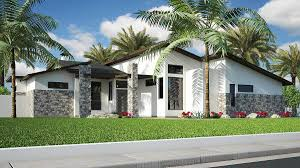 4 bedroom modern with in law suite 31185d architectural