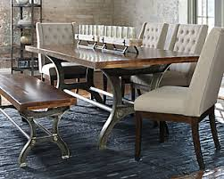 Dining Room Tables Ashley Furniture HomeStore - Wood dining room table