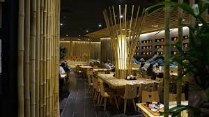 elegant design of the interesting restaurant service ideass with