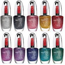 pupa lancia i nuovi glitter nail polish makeuppy beauty blog