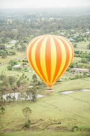 air ballooning and breakfast with bubbles gold coast