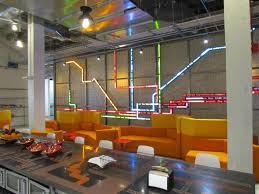 R Train Map Gigaom A Look Inside Motorola U0027s New Downtown Chicago Headquarters