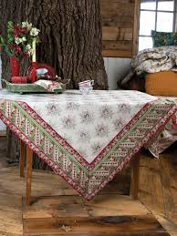 Coffee Table Cloth by Merry Tablecloth Black Your Home Christmas Forever Beautiful