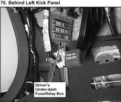 rl fuse box buy acura rl driver dash fuse box sja a acura rl fuse