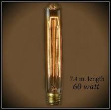 buy vintage tubular bulbs old style light bulbs antique style