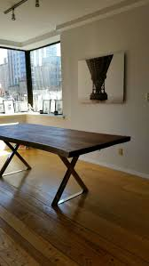 Cool Wooden Dining Table 21 Best Wood Slab Dining Tables Images On Pinterest Wood Slab