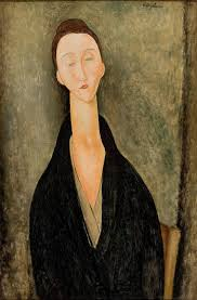 modigliani woman with a fan what really inspired the remarkable art of amedeo modigliani