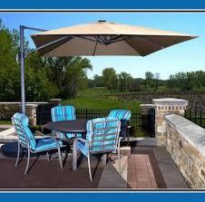 Solar Patio Umbrella Patio Umbrella Solar Powered Led Lights Nucleus Home