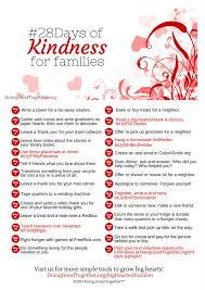 Doing Challenge Kindness Challenge Doing Together