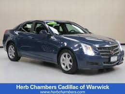 cadillac cts 2009 for sale warwick blue tricoat 2009 cadillac cts used car for sale