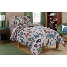 bedroom toddler queen size bedding sets bed in a bag full boy