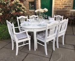 White Extending Dining Table And Chairs Grey Velvet Dining Chairs And Table Home Chair Decoration