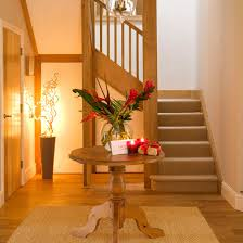 New Build Interior Design Ideas by Step Inside A New Build Home Dressed For Christmas Ideal Home