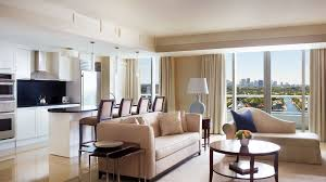 three bedroom view residential suite ritz carlton
