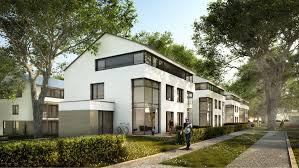 doppelhaus architektur illustrationen architektur landschaft rohrer höhe xoio