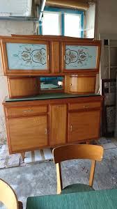 Table De Cuisine Vintage by