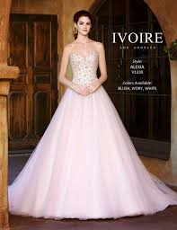 pink wedding dresses pretty in pink the best pink wedding dresses pastel pink