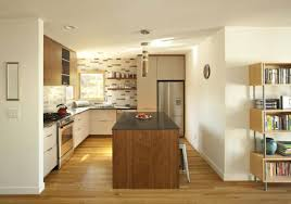 walnut kitchen cabinets photos cliff kitchen monasebat decoration like the minimalist yet still comfortable design of the builtin image of small mid century modern kitchens